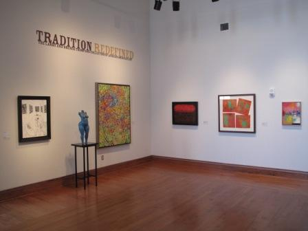 Tradition Redefined exhibition