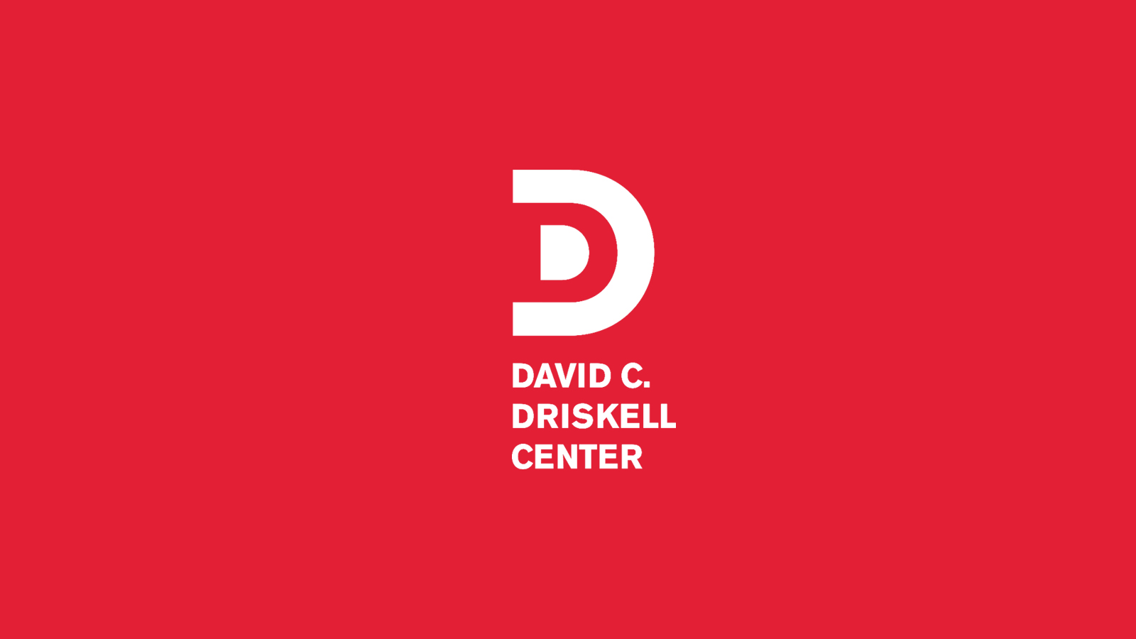 Driskell Center Default Inset Image